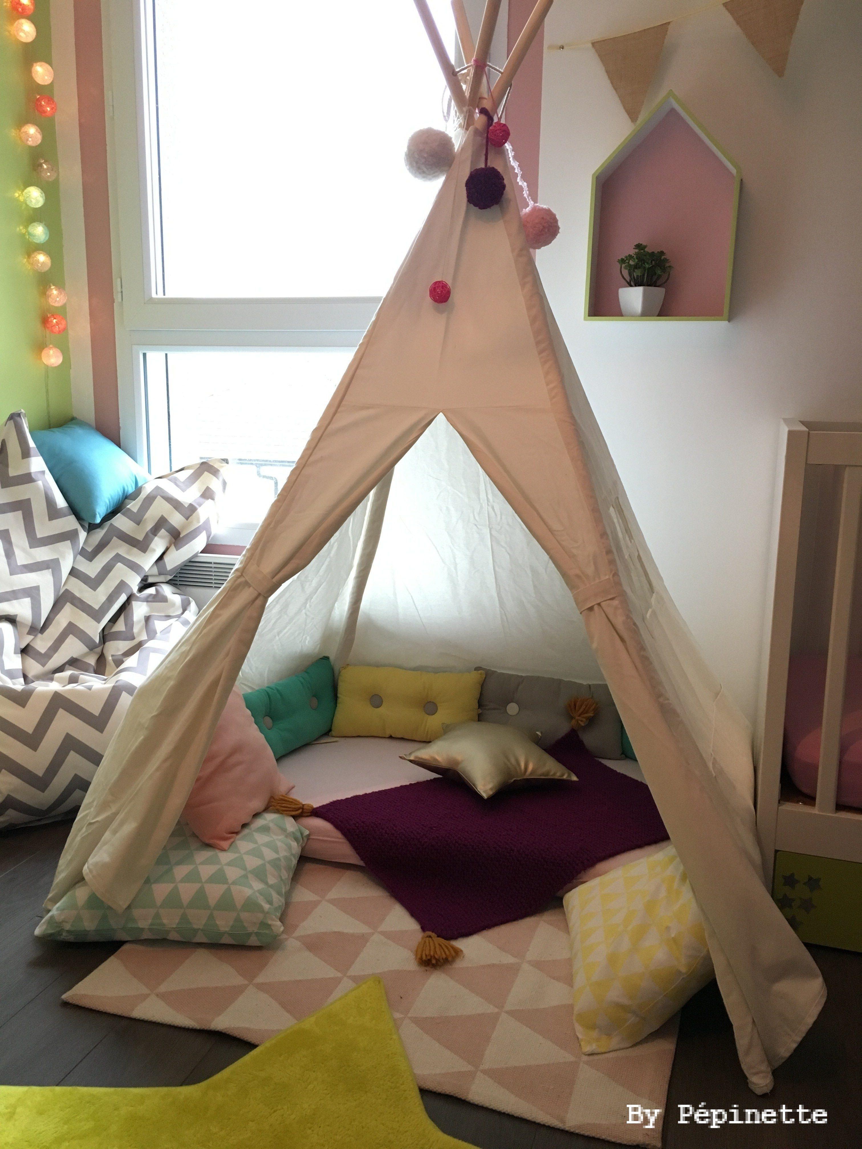 un tipi des milles et une nuits bypepinette. Black Bedroom Furniture Sets. Home Design Ideas
